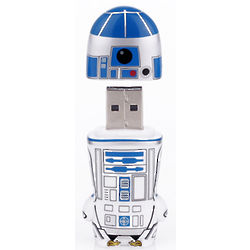 R2-D2 Star Wars Flash Drive