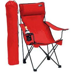 Imprinted Classic Bubba Hi-Back Quad Chair