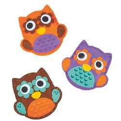 Plush Owl Lacing Craft Kit