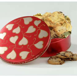 Sweetheart Cookie Gift Tin