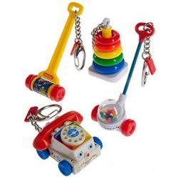 Classic Toy Keychain
