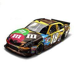 NASCAR Kyle Busch No. 18 M&M'S 2012 Diecast Car