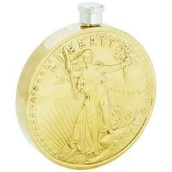 Liberty Coin Flask