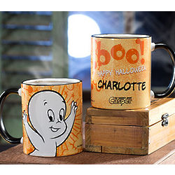 Casper the Friendly Ghost Personalized Coffee Mug