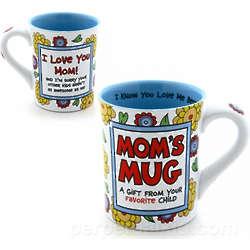 Mom's Favorite Child Mug