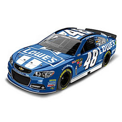 NASCAR Jimmie Johnson 2013 Sprint Cup Diecast Car