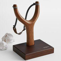 Wood Desktop Slingshot