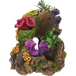 Resin Coral Garden Aquarium Ornament