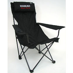 Embroidered Classic Bubba Hi-Back Quad Chair