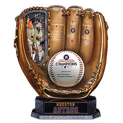 2017 World Series Champions Houston Astros Sculpted Glove