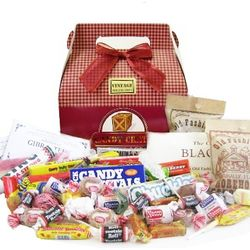 Vintage Candy Gift Box
