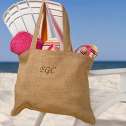 Personalized Malibu Coast Tote Bag