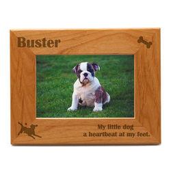 Personalized Dog Photo Frame