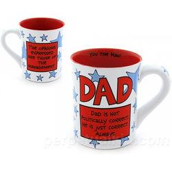 Dad is Correct Mug