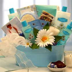 Heavenly Charm Relaxation Spa Gift Basket