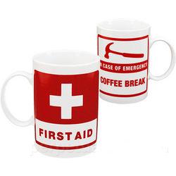 First Aid Coffee Mug