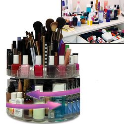 Glam Rotating Cosmetic Caddy