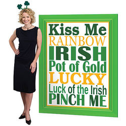 Luck of the Irish 5-Foot Standee