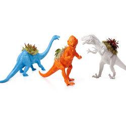 Handcrafted Dinosaur Planter