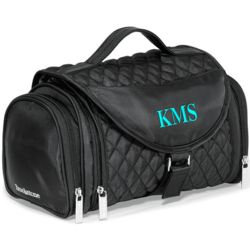 Personalized Women's Hanging Toiletry Kit
