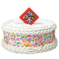 Avengers Birthday Candle