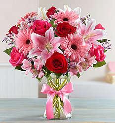 Fields of Europe Romance Large Bouquet