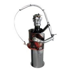 Fisherman Hooked Wine Bottle Caddy / Holder