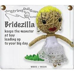 Bridezilla String Doll