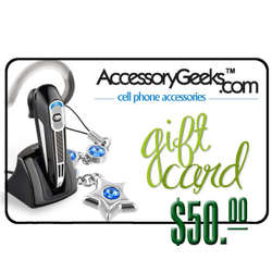 AccessoryGeeks Gift Card