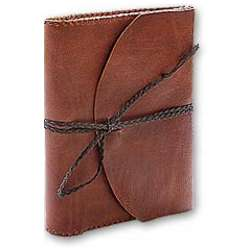 Leather Refillable 9 x 12 Journal