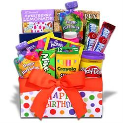 Sweet Birthday Wishes Gift Box