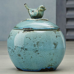 Bluebird Jar
