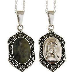 Connemara Marble Mother's Love Pendant