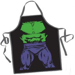 Hulk BBQ Apron