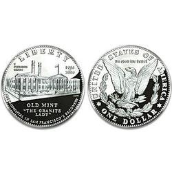 2006 San Francisco Mint Centennial Commemorative Silver Dollar
