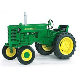 John Deere Power M Gas Wide Front Diecast Tractor