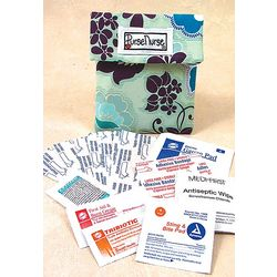 Aqua Purse Nurse 22-Piece First Aid Kit