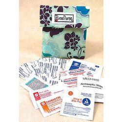 Aqua Purse Nurse 22-Piece First Aid Kit
