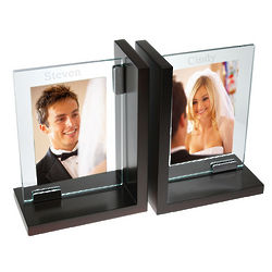 Personalized Bookend Picture Frame
