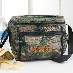 Personalized Camo Sport Cooler