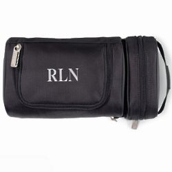 Personalized Men's Toiletry Kit