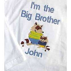 Rascal Personalized Sibling Shirt for Girl or Boy
