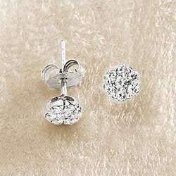 Composite Diamond Earrings