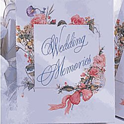 Wedding Memories Book