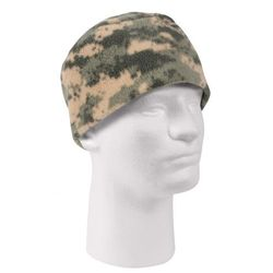 Army Digital Camo Polar Fleece Watch Cap