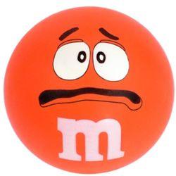 Orange M&M's Stress Ball