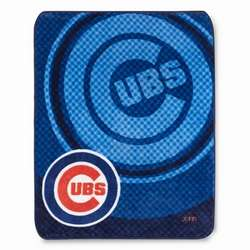 Chicago Cubs Throw Blanket