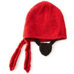 Ski Pirate Hat