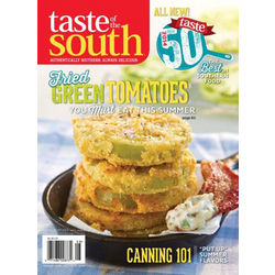 Taste of the South Magazine 6-Issue Subscription
