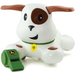 John Deere Whistle and Go Puppy